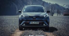 24.04.2017 | Carshoot | Toyota C-HR | Hubert Auer GmbH  24.04.2017 Carshoot Toyota C-HR Hubert Auer GmbH  Bild 810833