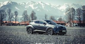 24.04.2017 | Carshoot | Toyota C-HR | Hubert Auer GmbH  24.04.2017 Carshoot Toyota C-HR Hubert Auer GmbH  Bild 810834