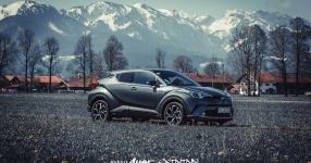 24.04.2017 | Carshoot | Toyota C-HR | Hubert Auer GmbH  24.04.2017 Carshoot Toyota C-HR Hubert Auer GmbH  Bild 810836