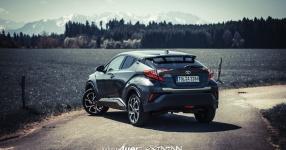 24.04.2017 | Carshoot | Toyota C-HR | Hubert Auer GmbH  24.04.2017 Carshoot Toyota C-HR Hubert Auer GmbH  Bild 810887