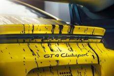 Porsche 718 Cayman GT4 Clubsport kommt in 2 Varianten