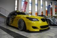 BMW E61 mit ULTRA-Turbofans von LowBro