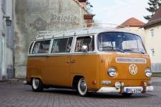 VW TRANSPORTER T2 Bus 05-1971 von DocStripes