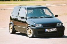 Fiat CINQUECENTO (170) 06-1996 von Fallniggi