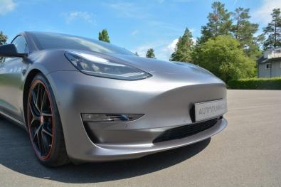 Tesla Model 3 Tuning