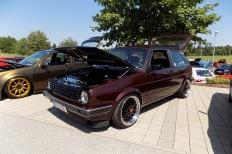 VW GOLF II (19E, 1G1) 05-1988 von gtdriver  VW, GOLF II (19E, 1G1), 2/3 Türer  Bild 815699