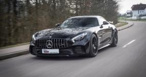 Mercedes-AMG GT R: Die perfekte Kombination aus Rennwagen und Alltagstauglichkeit!