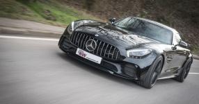 Mercedes-AMG GT R: Die perfekte Kombination aus Rennwagen und Alltagstauglichkeit!  Mercedes, AMG, GT R, KW, Gewindefahrwerk, Variante 4  Bild 815836