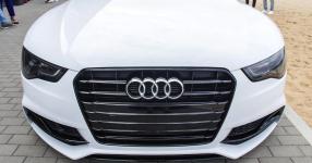 Ein Audi A5 Cabriolet auf Strandtour  Audi, A5 Cabrio, Cabriolet, S-Line  Bild 815847