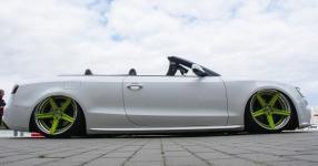 Ein Audi A5 Cabriolet auf Strandtour  Audi, A5 Cabrio, Cabriolet, S-Line  Bild 815849