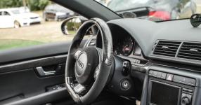 Blaues Kraftpaket: Audi RS4  Audi, RS4, Schmiederäder, Airride  Bild 815855