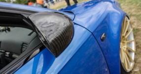 Blaues Kraftpaket: Audi RS4  Audi, RS4, Schmiederäder, Airride  Bild 815861