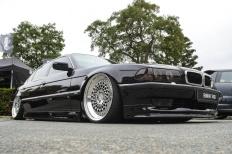 Nobel-Hobel mit V8: BMW E38 in der 740i-Version