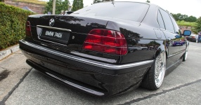 Nobel-Hobel mit V8: BMW E38 in der 740i-Version  BMW, E38, 740i, 7er, Bimmer  Bild 815870