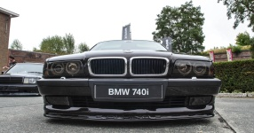 Nobel-Hobel mit V8: BMW E38 in der 740i-Version  BMW, E38, 740i, 7er, Bimmer  Bild 815876