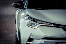07.07.2017   Carshoot   Toyota C-HR Hybrid   Hubert Auer GmbH  07.07.2017 Carshoot Toyota C-HR Hybrid Pampersbomber 2.0 SIXTEENtoNINE SXTNTNN  Bild 813450