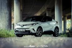 07.07.2017   Carshoot   Toyota C-HR Hybrid   Hubert Auer GmbH  07.07.2017 Carshoot Toyota C-HR Hybrid Pampersbomber 2.0 SIXTEENtoNINE SXTNTNN  Bild 813455