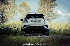 07.07.2017   Carshoot   Toyota C-HR Hybrid   Hubert Auer GmbH  07.07.2017 Carshoot Toyota C-HR Hybrid Pampersbomber 2.0 SIXTEENtoNINE SXTNTNN  Bild 813466