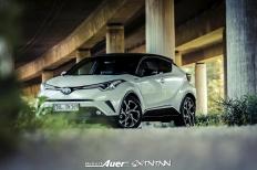 07.07.2017   Carshoot   Toyota C-HR Hybrid   Hubert Auer GmbH  07.07.2017 Carshoot Toyota C-HR Hybrid Pampersbomber 2.0 SIXTEENtoNINE SXTNTNN  Bild 813469