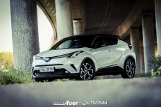 07.07.2017   Carshoot   Toyota C-HR Hybrid   Hubert Auer GmbH  07.07.2017 Carshoot Toyota C-HR Hybrid Pampersbomber 2.0 SIXTEENtoNINE SXTNTNN  Bild 813470