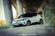07.07.2017   Carshoot   Toyota C-HR Hybrid   Hubert Auer GmbH  07.07.2017 Carshoot Toyota C-HR Hybrid Pampersbomber 2.0 SIXTEENtoNINE SXTNTNN  Bild 813475