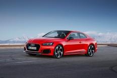 Das neue Audi RS 5 Coupé ist da