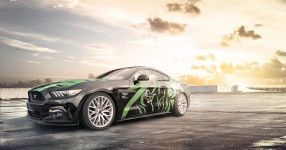 Wolf Racing setzt den Ford Mustang unter Druck