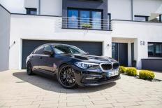 Der BMW 5er G30 mit Fahrwerksupgrade