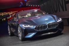 Concept 8er Coupé: Deutschlandpremiere für die neue Oberklasse von BMW