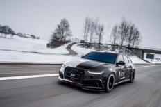 Neuer RS6+: Jon Olsson erhält einzigartigen Audi