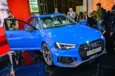 Sportliche Mittelklasse vom Feinsten: Der neue Audi RS4
