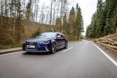 Mehr Fahrdynamik für den Audi RS 6 Avant