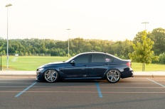 BMW M3 und M4 F82 mit neuen Upgrades für's Fahrwerk