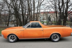 Opel Rekord C - Pick Up V8