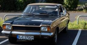 Ford CAPRI (ECJ) 12-1968 von R-ZX42  Ford, CAPRI (ECJ), Coupe  Bild 814511