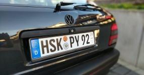 VW POLO (86C, 80) 06-1992 von TheZero  VW, POLO (86C, 80), Coupe  Bild 814544