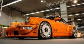 Ein traumhafter RWB Porsche 964 von der Insel!