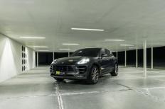 Porsche Macan Turbo mit Leistungssteigerung
