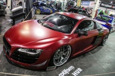 (Ai)R Acht auf Rotiform: Audi R8 by Lowfabrik