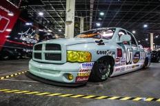 Widder im Tiefflug: Dodge Ram mit NASCAR-Style