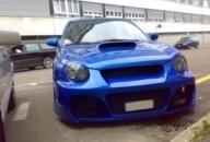 Subaru IMPREZA von Subi