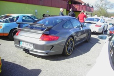 Porsche Club Treffen / Frankreich