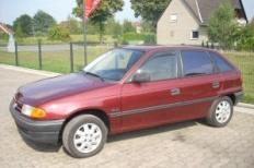 mein alter Opelbock    Bild 8999
