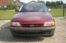mein alter Opelbock    Bild 9000