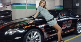 Car Girls Events, usw Auto, Girls, Tuning  Bild 96230