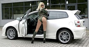Car Girls Events, usw Auto, Girls, Tuning  Bild 96281