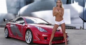 Car Girls Events, usw Auto, Girls, Tuning  Bild 96286