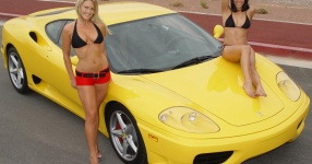 Car Girls Events, usw Auto, Girls, Tuning  Bild 96292
