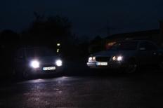 Mercedes Benz E-KLASSE (W210) 05-1996 von camay  4/5-Türer, Mercedes Benz, E-KLASSE (W210)  Bild 107243