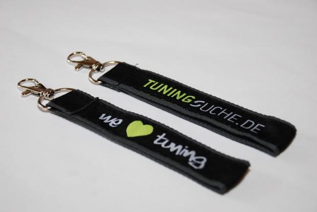 Thumbnail Tuningsuche.de Mini-Schlüsselband
